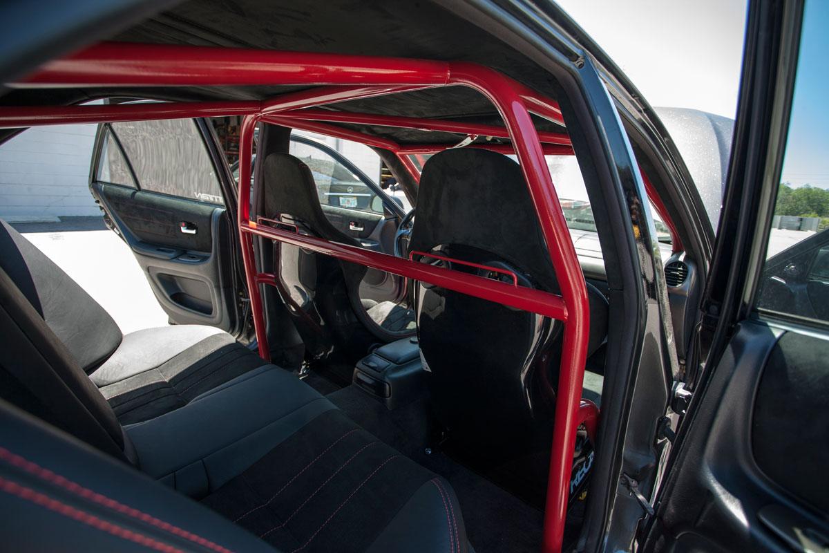 More Custom Interior Work By Titan Motorsports Bryan