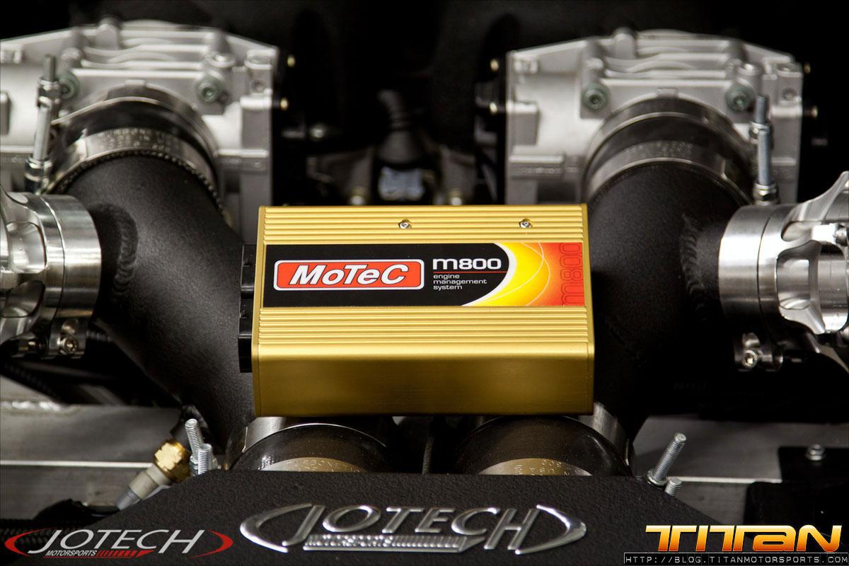 Toyota Fayetteville Nc >> Jotech Gallardo with Titan Twin Turbo kit - TX installer ...